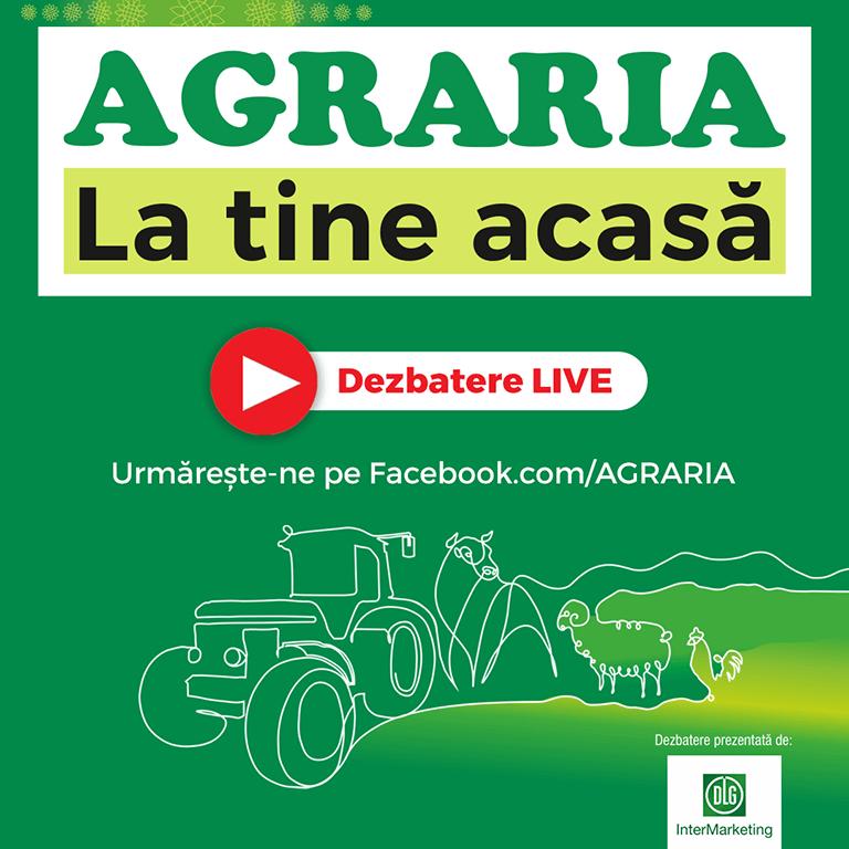 AGRARIA La Tine Acasa